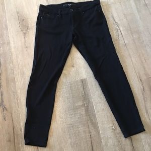 Joe's black jeans/leggings.